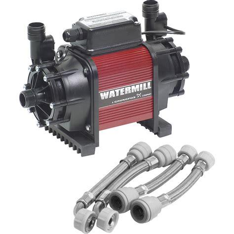 Shower Pumps impeller shower 1 5 bar toolstation
