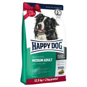 Happy Supreme Fit And Well 4 Kg Medium 1 ihr shop f 252 r hunde und katzen zubeh 246 r futter