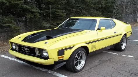 1973 ford mustang sportsroof fastback mach 1 burnt orange for sale used cars for sale 1973 ford mustang mach 1 fastback k145 kissimmee 2016