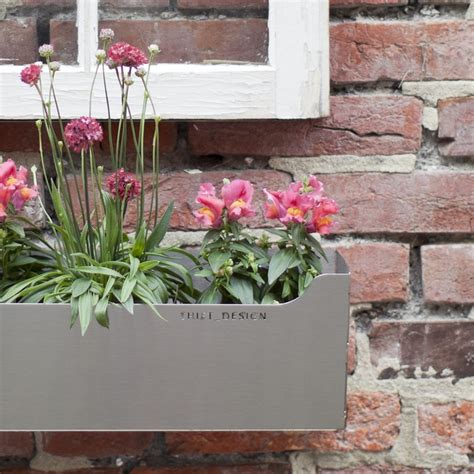 metal window box planter 25 best ideas about metal window boxes on