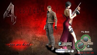 theme psp resident evil free psp themes psp wallpaper psp movie downloads