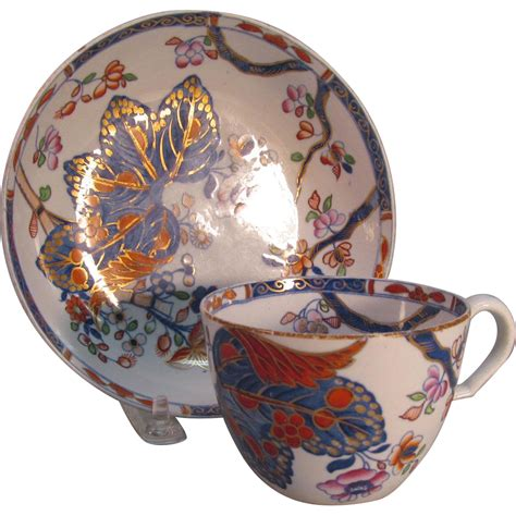 japanese pattern cup spode japan pattern cup and saucer ca 1815 1833 from