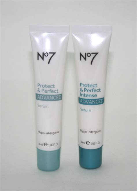 Serum Flawless Advance boots no7 protect and advanced serum