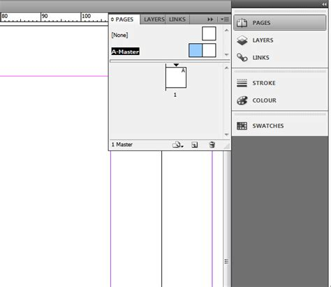 Indesign Training Tutorial Creating Templates In Indesign Cs5 Indesign Box Template