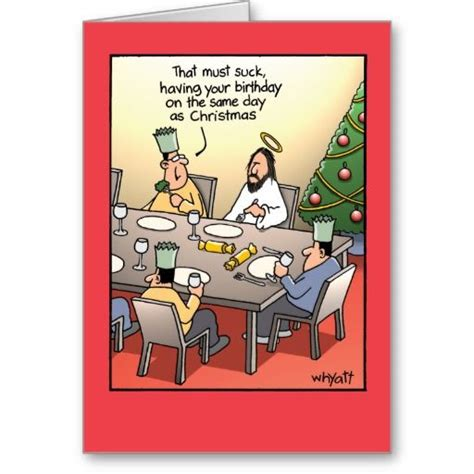 birthday greeting suck humor christmas card zazzlecom merry christmas happy  year