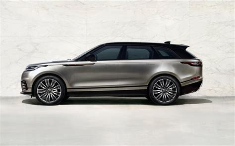 range rover side view wallpapers land rover 2017 range rover velar
