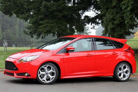 2013 Ford Focus Reviews by 2014 Ford Focus St Review Digital Trends