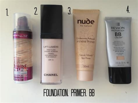 Makeup Primer Makeover Image Gallery Primer Cosmetics