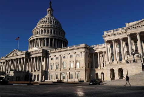 U S Congress u s congress expected to vote on budget to avert