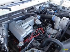 Ford Lightning Engine 1995 Ford F150 Svt Lightning 5 8 Liter Supercharged Ohv 16
