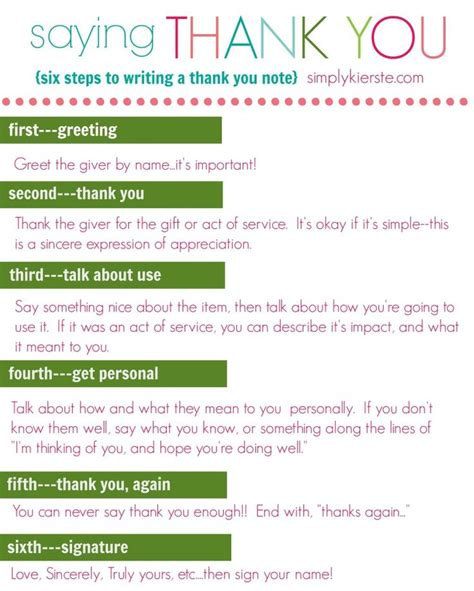 How To Write A Thank You Card For Christmas Gifts - the 25 best thank you notes ideas on pinterest thank you cards thank you template