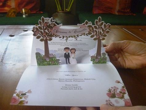 wedding pop up card template wedding pop up invitations pop up occasions