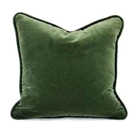 green velvet seat cushions lilly cushion on bamboo chair dixie grace
