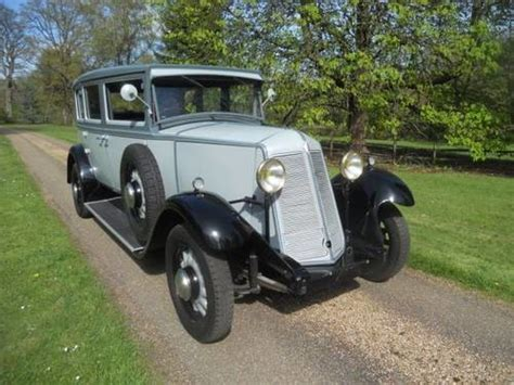 vintage renault cars for sale immaculate 1929 vintage renault kz4 limo