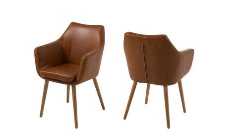 Stuhl 3 Beine by Stuhl Nora Vintage Sessel Braun Cognac Beine Eiche