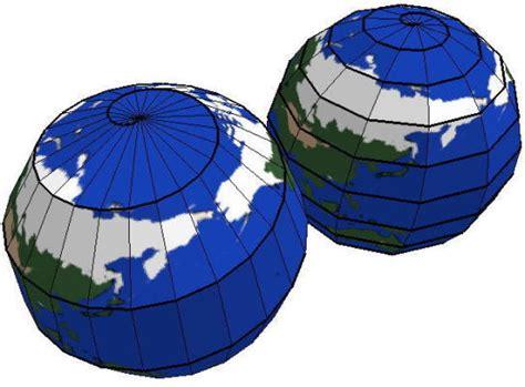 Papercraft Globe - a paper globe model papertoys