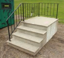 precast concrete steps home depot lot 39 precast concrete steps