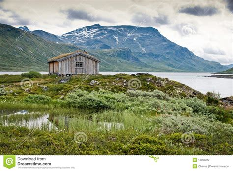 cottage in mountains cottage in the mountain stock photography image 18893922