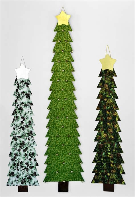 hanging christmas tree christmas tree wall hanging pattern