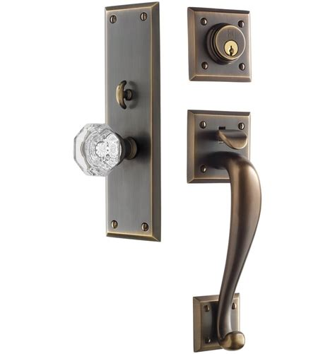 Exterior Door Latch Coleman Octagonal Knob Exterior Door Set Discover More Ideas About Front Door Hardware