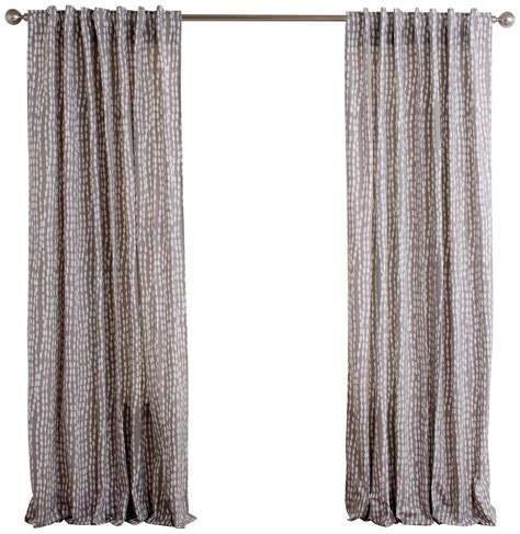habitat curtains habitat trene pair of curtains 145x280cm grey