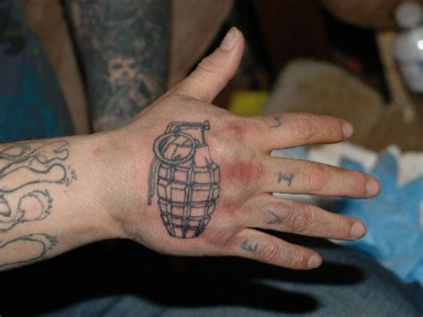 grenade tattoo grenade tattoos designs ideas and meaning tattoos for you