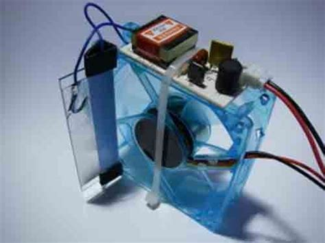 how to make a ozone generator livinggreenandfrugally prepare ozone generator