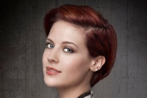 women hair cuts behind ears image gallery short hairstyles 2016