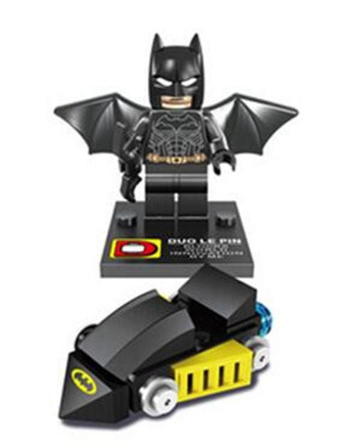 Mainan Lego Heroes Motorcycle dlp9012 building blocks heroes batman minifigures batman motorcycle bricks