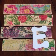 decoupage paper on wood 1000 ideas about paper napkins on napkins