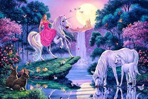 imagenes de unicornios marinos cuadros modernos pinturas y dibujos paisajes con