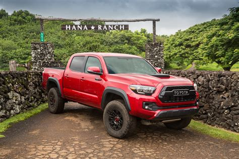 2017 toyota tacoma trd pro drive review automobile