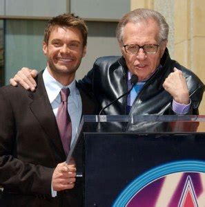 Larry King Wants Seacrest As His Successor by Seacrest Attempting To Revive Larry King S Radio