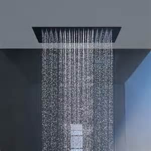 axor starck ceiling mount square quot shower heaven quot shower