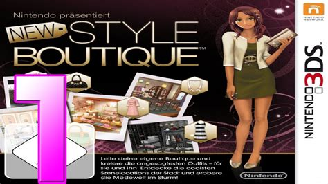 style boutique let s play new style boutique part 1 endlich der
