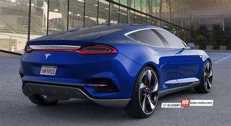 mass market design for tesla s model 3 car motor junkies