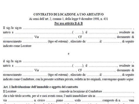 contratto locazione uso ufficio consult srl