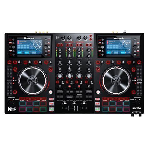 table de mixage yamaha 16 pistes numark nvii table de mixage numark sur ldlc