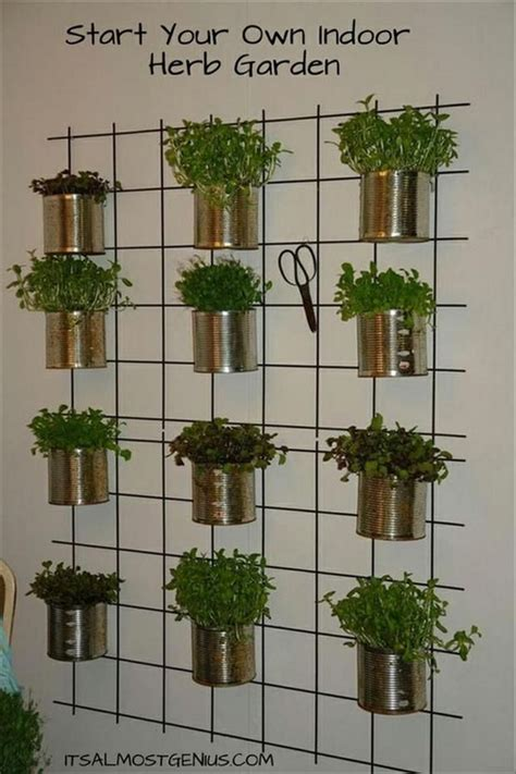 hanging window herb garden 20 cool vertical gardening ideas hative