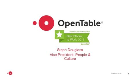 los angeles best places to work roadshow opentable