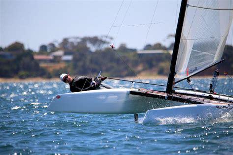 a class catamaran association australia australian nats 2014 day 2 international a division