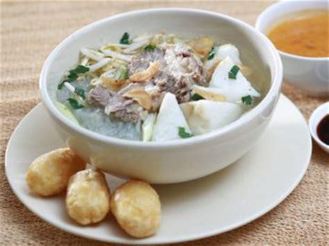 membuat soto ayam bandung resep masakan soto nusantara resep membuat soto ayam