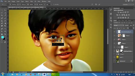 tutorial smudge painting photoshop cs3 youtube tutorial smudge painting photoshop adam youtube