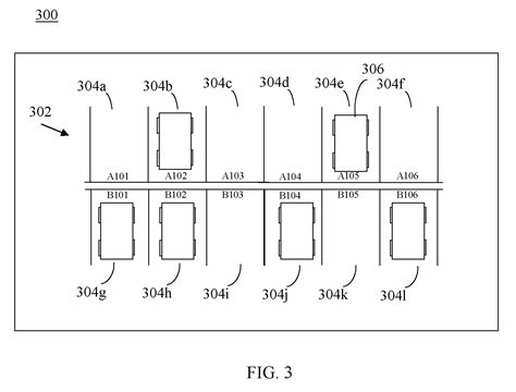patent us7893847 real time detection of parking space