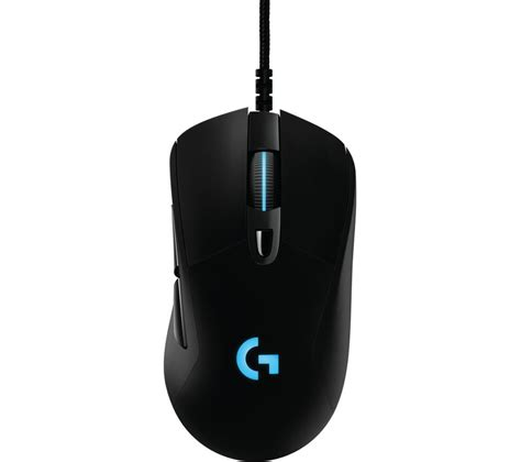 Logitech G403 Prodigy Gaming Mouse logitech g403 prodigy optical gaming mouse deals pc world