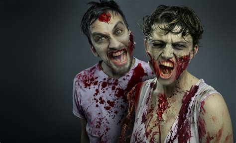 zombie tutorial using photoshop the walking zombie fx ray