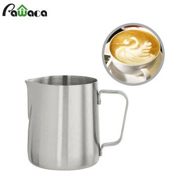 Cook Master Milk Jug Mug Stainless Pembuih 600ml 20 Oz best cappuccino cups products on wanelo