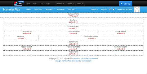 juspertor layout editor license dnn store gt home gt product details gt hammerflex responsive