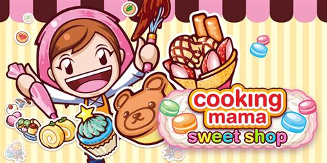 Kaset 3ds Cooking Sweet Shop cooking sweet shop nintendo 3ds giochi nintendo