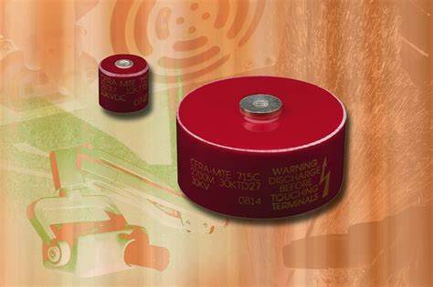 vishay high voltage ceramic capacitors power systems design psd information to power your designs